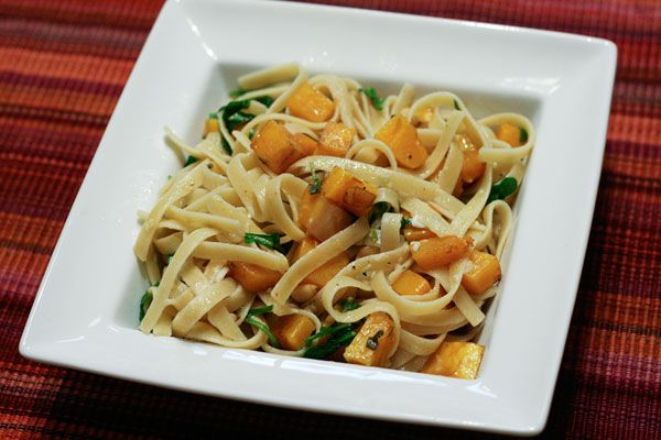 squash pasta | fat & happy - to make | Pinterest