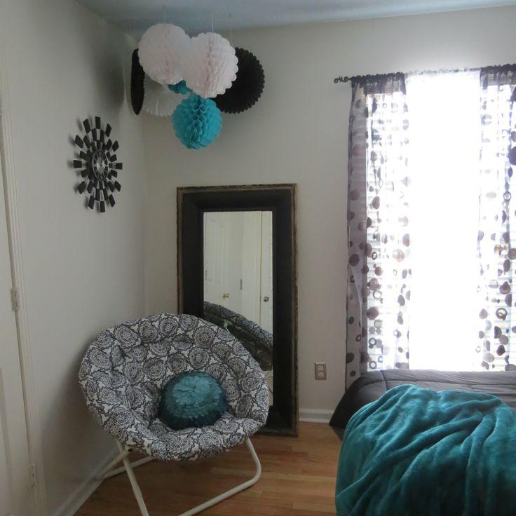 Teal Teen Rooms Home Decor Pinterest