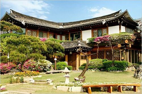 Korean Traditional Home Style Japanese House Pinterest