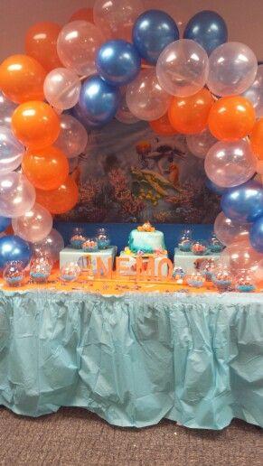 nemo baby shower theme kayla 39 s baby shower pinterest