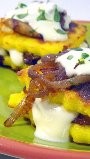 ... by accantoalcamino blog on Polenta (Recipes with polenta or cornm