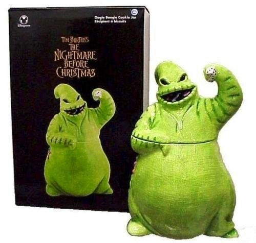 Nightmare Before Christmas Oogie Boogie Cookie Jar | eBay