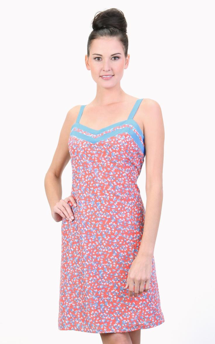 Chevron Sun Dress - Online Women Store - Tulle4Us.com