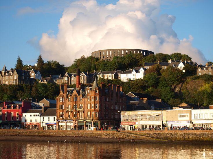 Oban Scotland Places I Would Like To Go Pinterest