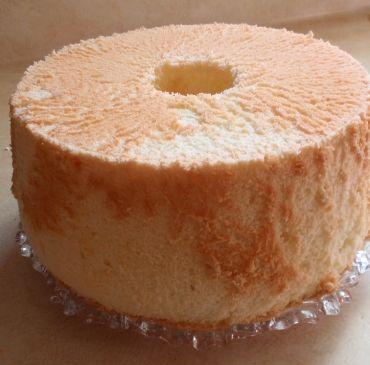 Lemon Chiffon Cake | Gluten-Free & Paleo | Pinterest