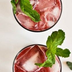 Sorrel Daiquiri Recipe | alcoholike | Pinterest