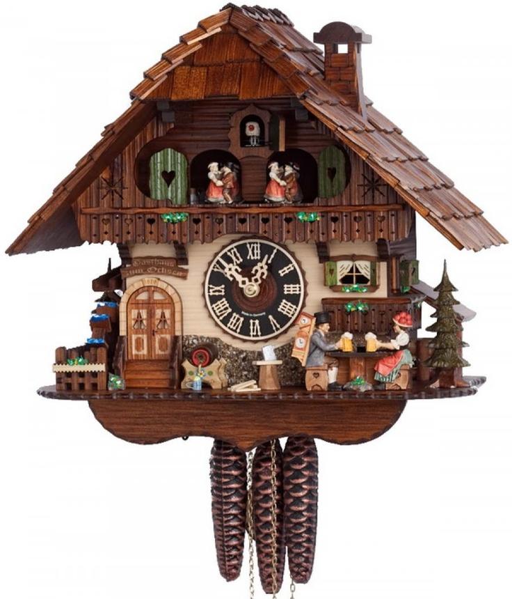 Cuckoo Clocks Clocks Old And Vintage Pinterest