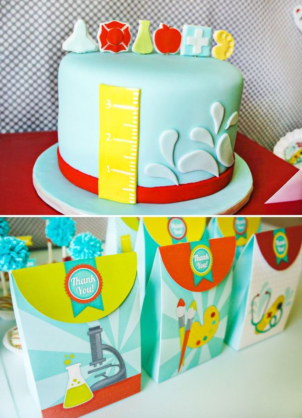 "My When I Grow Up"" Party {Gender Neutral Kids Birthday Idea} was ..."