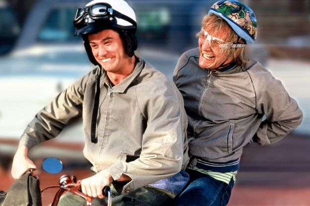 Dumb & Dumber - 1994 | Scenes to remember | Pinterest