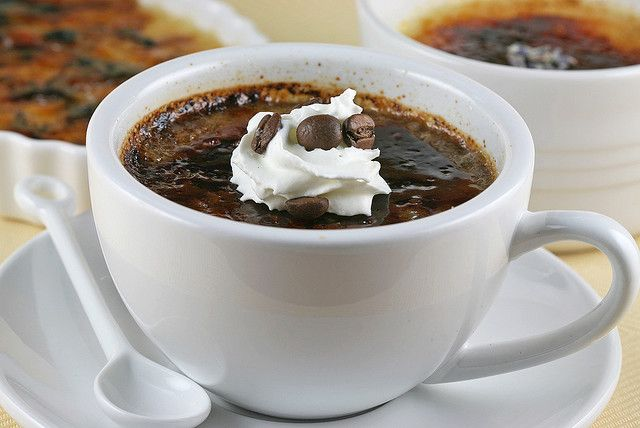 Rise and shine...Coffee Creme Brulee | drinks/desserts-not yet posted ...