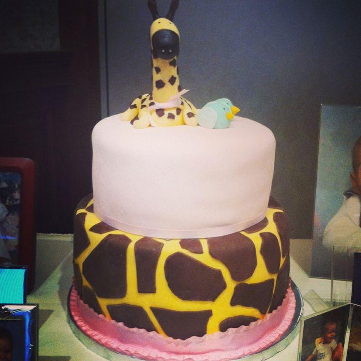 Baby shower cake Tea Cake Bakery, Brookline NH Www.teacakebakery.com