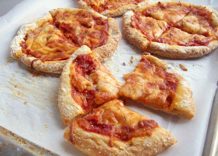 Favorite Gluten Free Pizza Crust