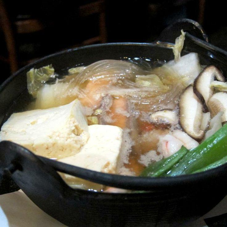 Japan] YOSENABE or SPICY YOSENABE are both hot pot dishes. nabemono ...