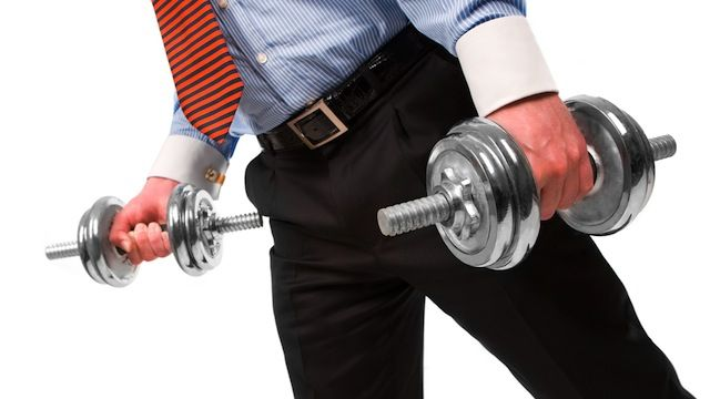 Regular Exercisers Earn Nine Percent Higher Pay Than Those Who Don't