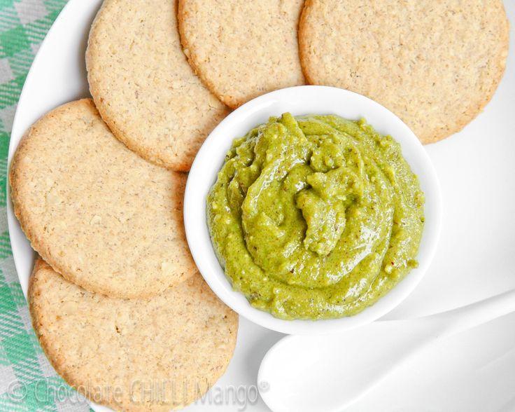 Pistachio-Honey Butter Recipe — Dishmaps