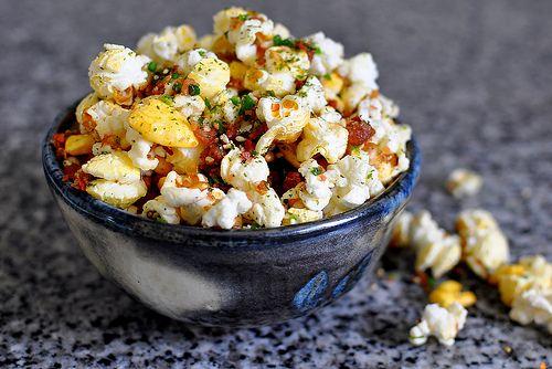 Furikake Kettle Corn | Recipes | Pinterest
