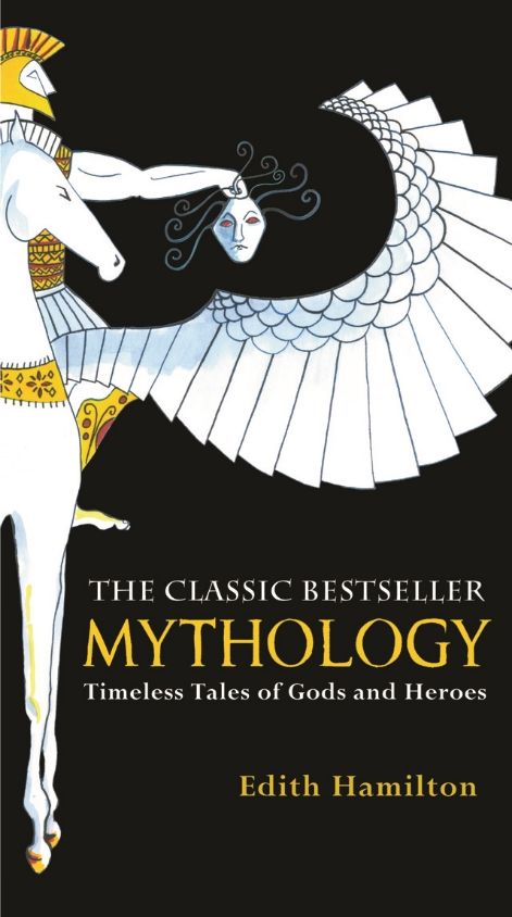 mythology by edith hamilton This article about edith hamilton is a stub you can help mythology wiki by expanding it contents[show] biography edith hamilton (1867 -- 1863) was a classical scholar and author.