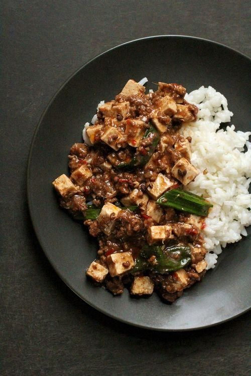 How To Make Spicy Tofu with Beef and Szechuan Peppercorns Beef Recipe
