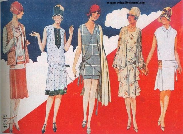 Fashion Trend Of The 1920 39 S