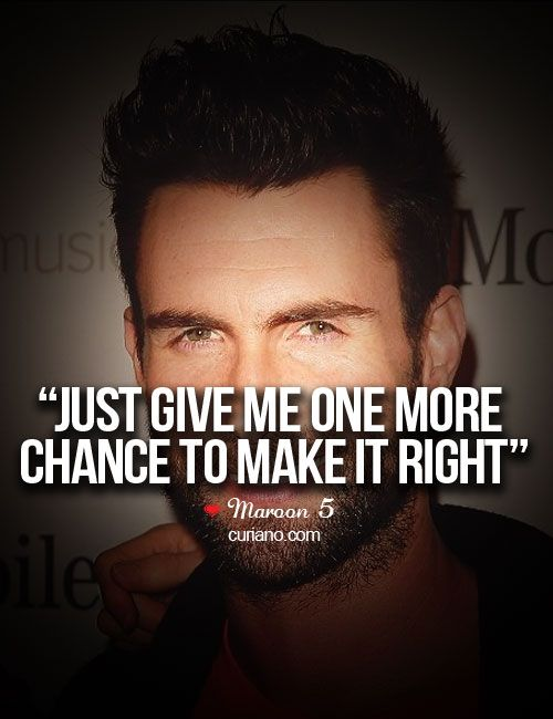 Maroon 5 Love Quotes. QuotesGram