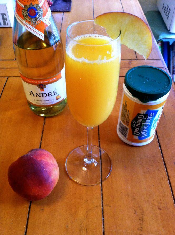 ... mimosas related recipes peachy mimosas peachy waffle sauce pineapple