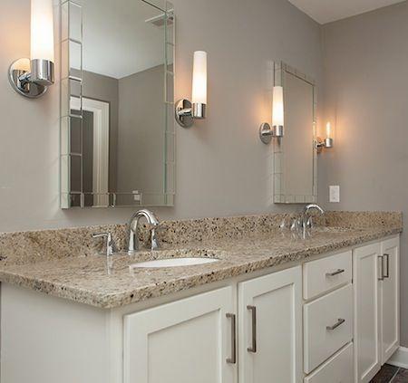 Countertop Nashville : granite countertops in bathroom - Nashville, TN - Urban Properties