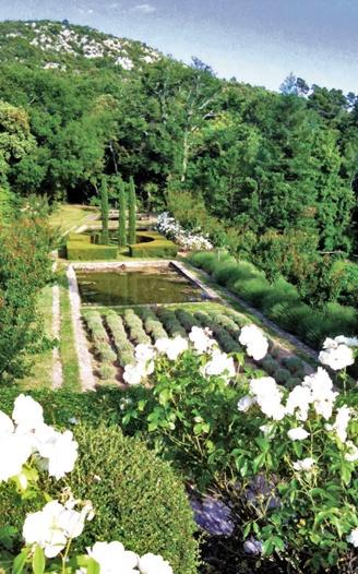anotherdayinmygarden les jardins de la bastide provence. Black Bedroom Furniture Sets. Home Design Ideas