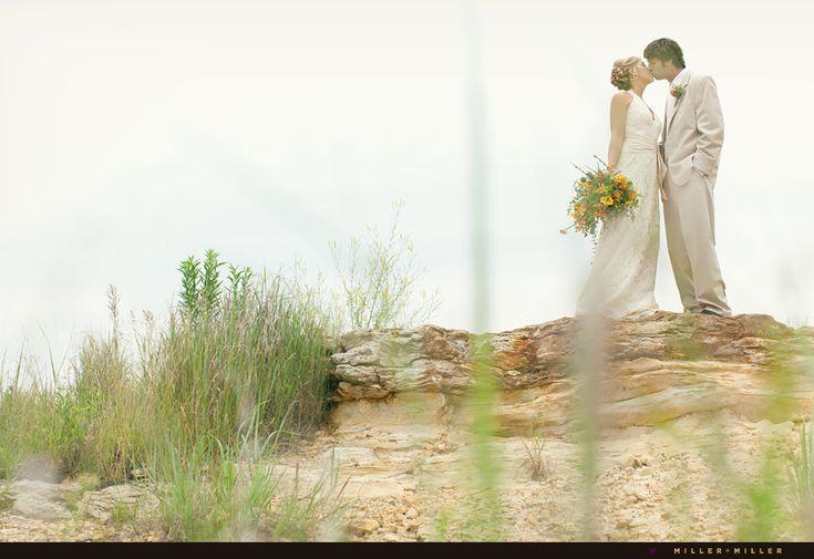 Starved Rock Wedding Photography Countryside Weddings Pinterest