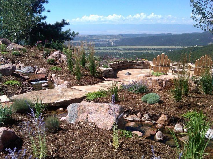 landscaping xeriscape landscaping designs colorado