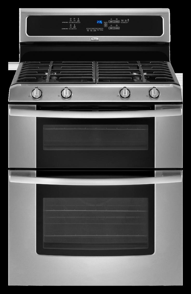 gas oven double oven slide in gas range. Black Bedroom Furniture Sets. Home Design Ideas