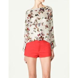 Zara Butterfly Blouse 109