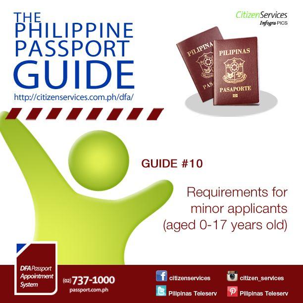 philippine passport renewal canada requirements