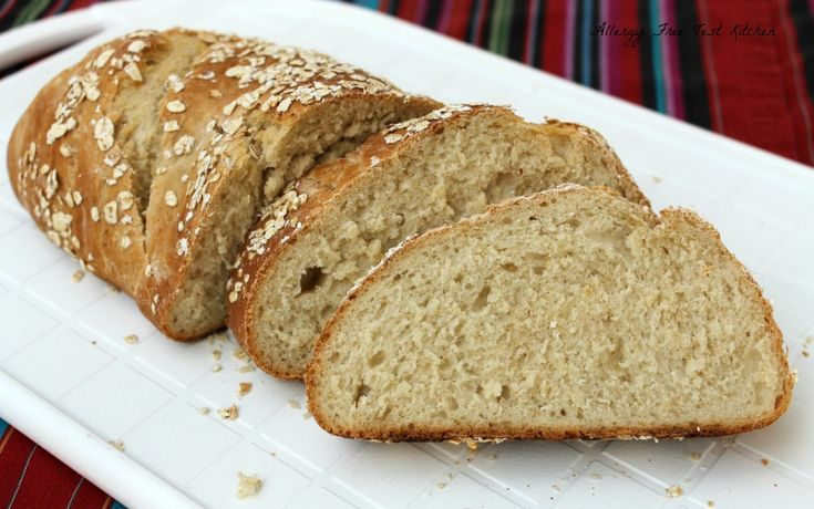 Honey Oatmeal Bread | Breakin' the fast | Pinterest