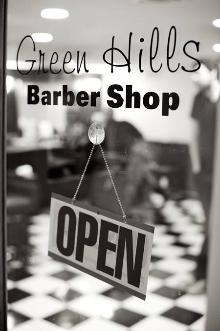 Barber Nashville : Green Hills Barber Shop - Barber Shop in Nashville, TN 37215