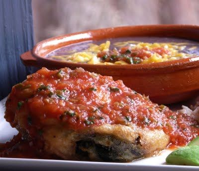 Chili Rellenos. Take a trip to México without leaving your own ...