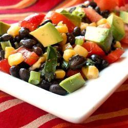 Black Bean and Corn Salad II | Recipe