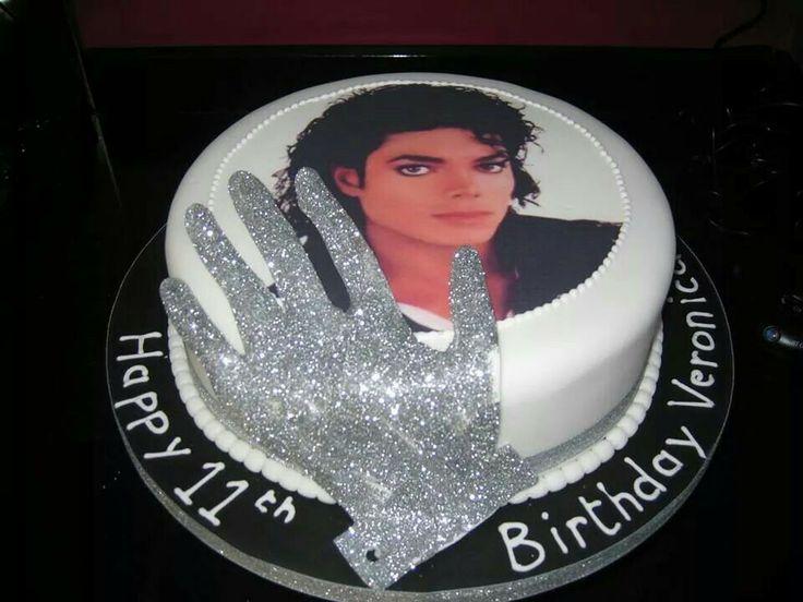 Birthday Cake Michael Jackson