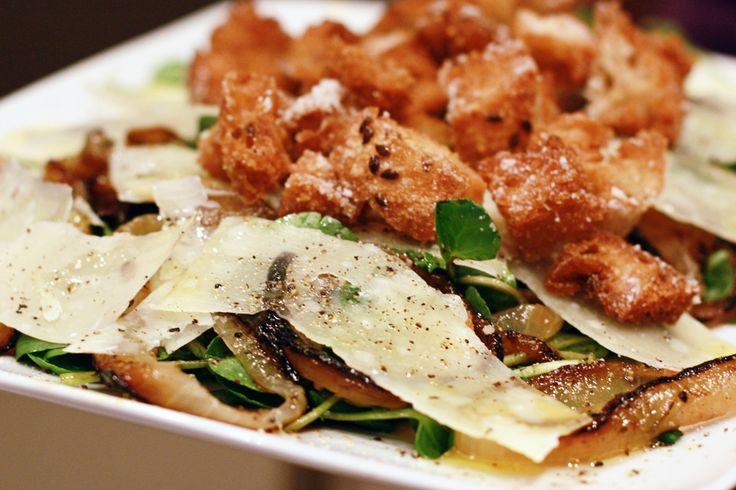 Grilled Vidalia Onion Salad | Salads | Pinterest