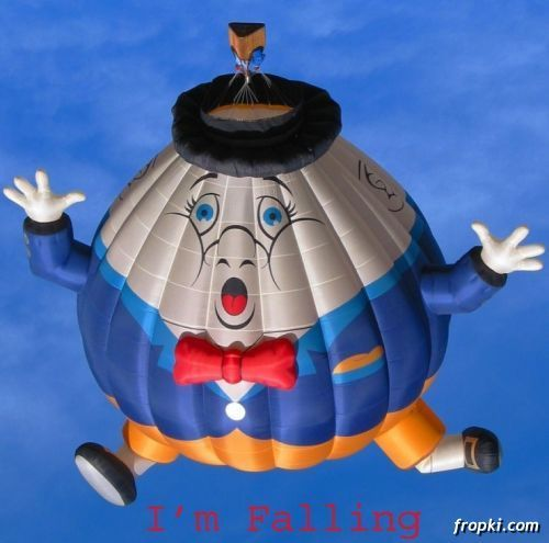 air Funny balloon hot