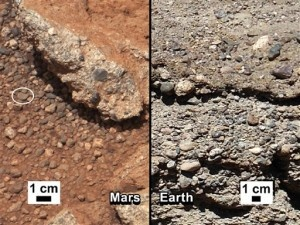 Mars rover Curiosity finds signs of ancient stream - CenturyLink™