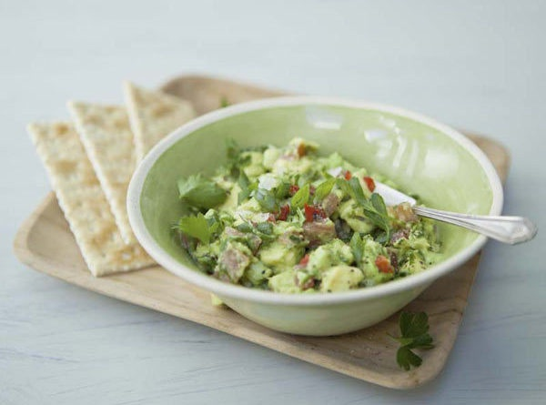 Family Heirloom-Rustic Guacamole | recipes | Pinterest
