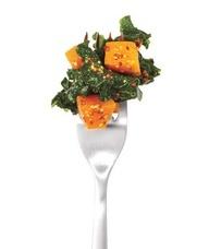 ... kale caesar salad 6. kale and lentils with tahini sauce 7. sauteed