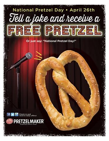 entertainment national pretzel free pretz
