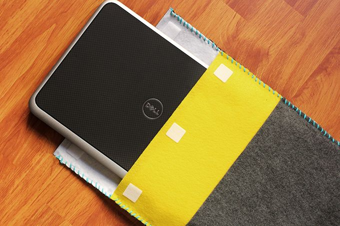 DIY laptop/tablet case | I LOVE DIY | Pinterest