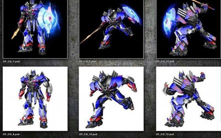 Optimus Prime - Botchelism / Maul