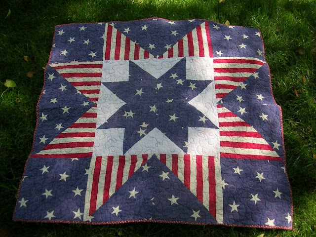 fourth of july quilt