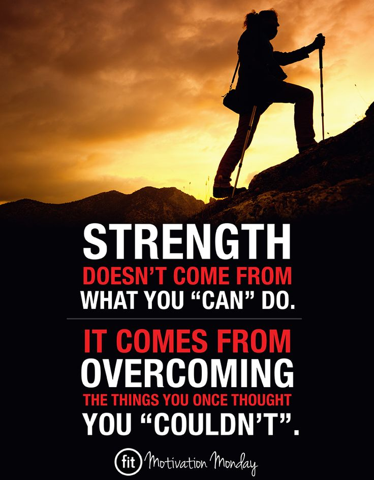 Strength quotes and goals quotesgram for Inspirational quotes about strength