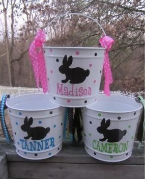 Cute Idea For Easter Baskets Holidays Gift Ideas