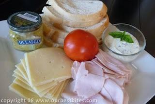 Turkey & Artichoke Panini   food and drink   Pinterest