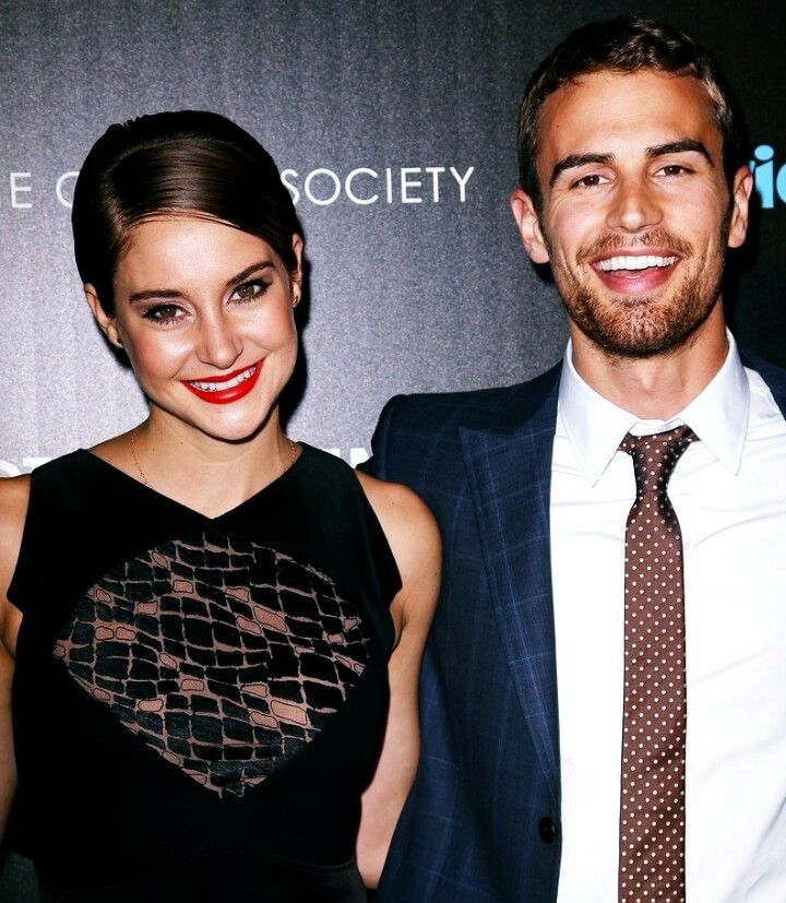 Theo james and shailene woodley dating in Perth